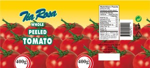 veder supplies canned food whole peeled tomatoes